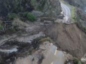 Huge Chunk of Big Sur's Highway 1 Falls Into Ocean