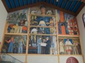 SF Art Institute May Sell 1931 Diego Rivera Mural