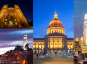 13 Iconic SF Buildings Light Up for Nationwide COVID-19 Memorial