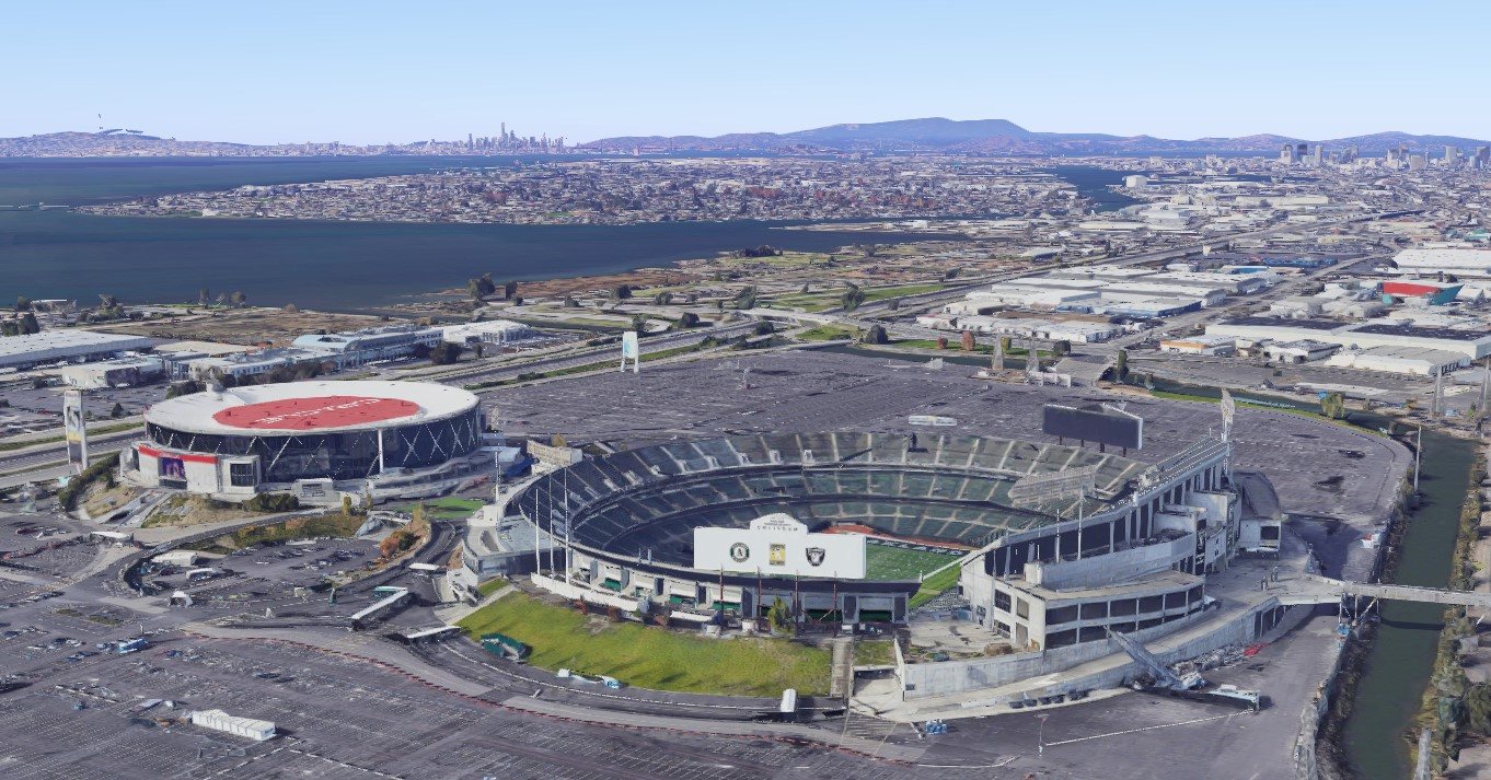 East Oakland May Become Home to WNBA Team