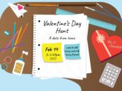The Valentine's Day Hunt: A Hunt For Love From Home