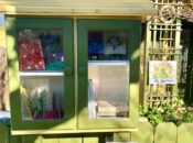 East Bay's Free Mini Take-Home Art Gallery