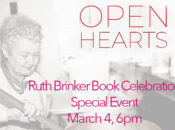 """Project Open Hand"" Ruth Brinker Book Celebration"