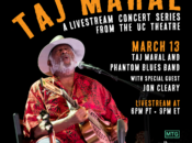 Taj Mahal & Phantom Blues Band with Special Guest, Jon Cleary