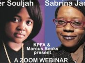 Sister Souljah and Sabrina Jacobs Zoom Event: Life After Death