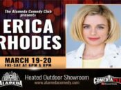 Erica Rhodes Live at the Alameda Comedy Club (Mar 19-20 )