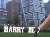 "SF's Adorable ""Cupid's Span"" Marriage Proposal"
