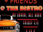 John Rybak + Friends Live Outdoor Music at The Bistro