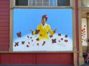 SF's Brand New Mural for Poet Amanda Gorman