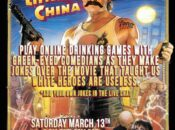 """Free Online Roast of '80s Movie """"Big Trouble in Little China"""""""