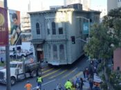 See 139-Year-Old Victorian SF Home Move 6 Blocks