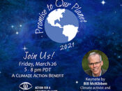 """""""Promise to our Planet"""" Annual Benefit"""