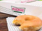 Free Dozen Krispy Kreme Donuts Day (BOGO Deal)