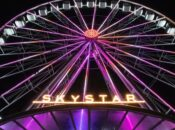 "Free ""SkyStar"" Ferris Wheel Rides for SF's Graduating Seniors | Final Day"