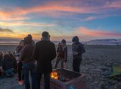 Ocean Beach Fire Pits Are Back