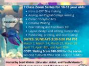 Youth Zine Writing Workshop