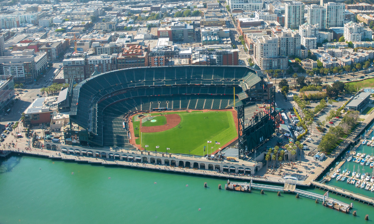 SF Giants Loosen Entry Requirements to Oracle Park