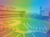 Oracle Park Hosts SF Pride Outdoor Movie Night