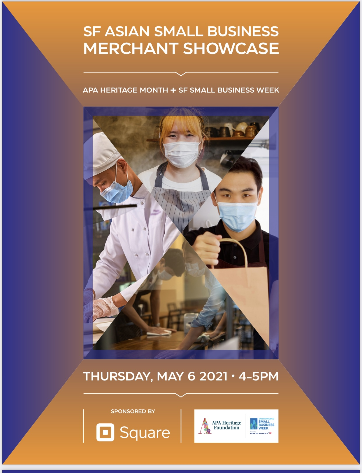 SF Asian Small Business Merchant Showcase