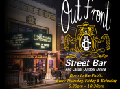 Out Front at The UC Theatre (April 23-24)