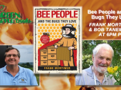 """Green Apple Books Talk """"Bee People and the Bugs They Love"""""""