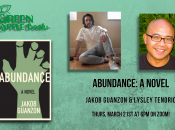 Green Apple Books Talk w/ Authors Jakob Guanzon and Lysley Tenorio