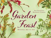 """Virtual """"Garden Feast"""" for San Francisco Botanical Garden"""