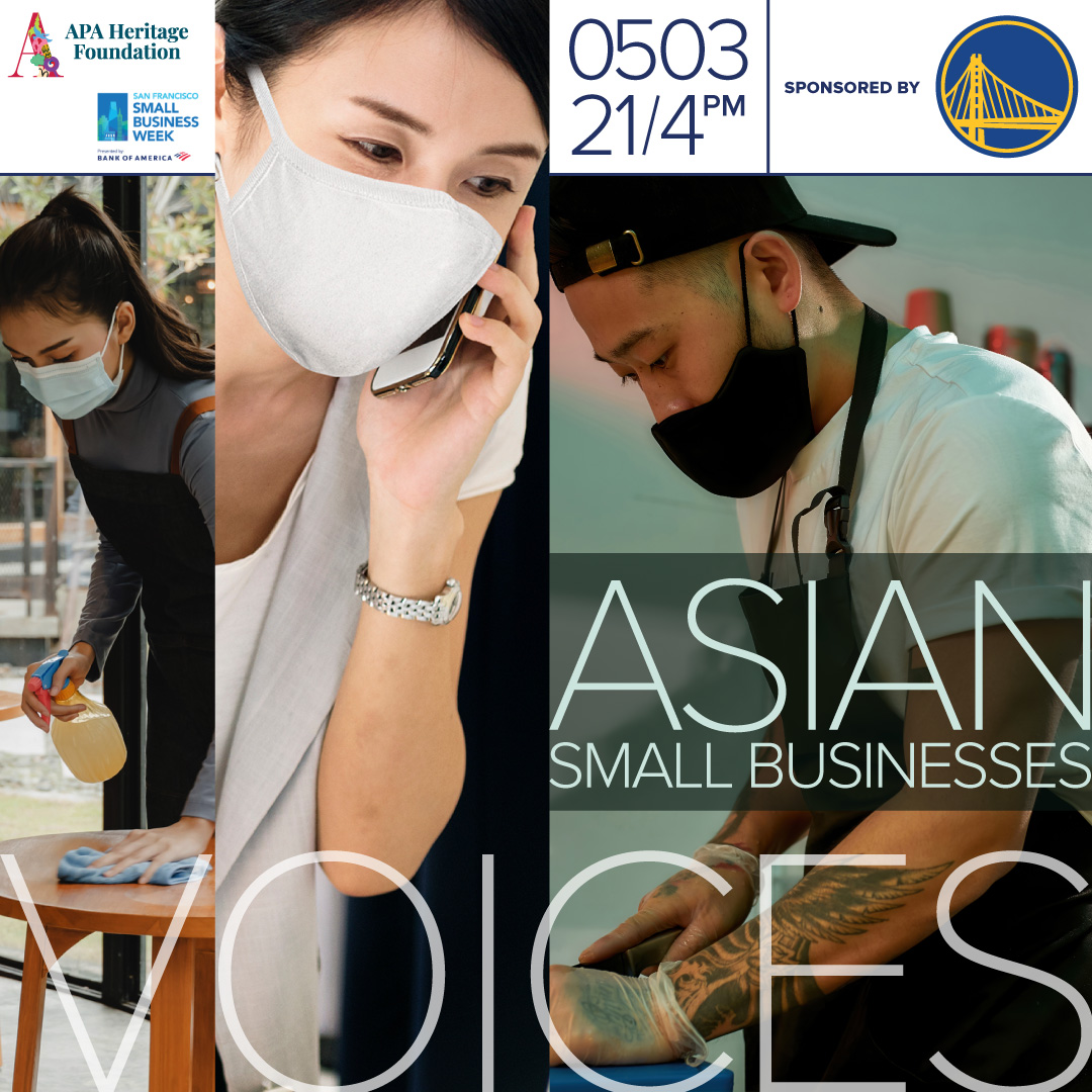"""San Francisco's """"Asian Small Business Voices"""" Forum"""