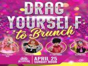 """""""Drag Yourself to Brunch"""" at the Alameda Comedy Club"""