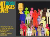"""Art Changes Lives 2021"" Benefit for Creativity Explored"
