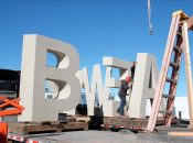 """New 10-Foot-Tall """"Bayview"""" Greeting in SF"""