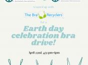 "Earth Day 2021 Celebration ""Bra Drive"""