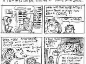 Comics Journaling: Cartooning My World (Online)