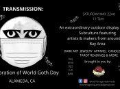 """World Goth Day"" Outdoor Art/Fashion/Music Celebration"