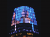 Salesforce Tower's Midnight Screenings at 1,070 Ft Elevation (May 1-31)