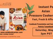 """Instant Pot Asian Meals"" Book Talk & Cooking Demo"