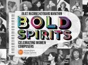 "Bold Spirits ""Piano Concert"": Celebrating Women Composers (April 24-25)"