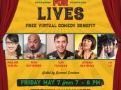 """14th Annual """"Laugh for Lives"""" Comedy Event"""