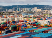 """Port of Oakland Sees """"Cargo Boom"""": Sets New Record"""