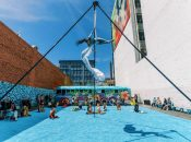 SOMA's New Park + Secret Oasis Opens This Weekend