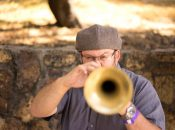 """Thomas Molina and Yuppie Liberation Front"" Live Outdoor Jazz"