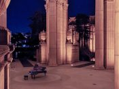 Free Outdoor Piano Concert Hall at Palace of Fine Arts