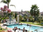 Mansion Pool Party & BBQ for Bay Area Singles