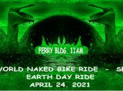 "10th Annual Earth Day ""World Naked Bike Ride"" (San Francisco)"