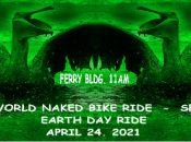 "10th Annual Earth Day ""World Naked Bike Ride"" (San Francisco)"