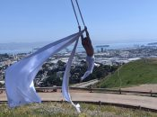 Check Out SF's Breathtaking Hilltop Circus Acts