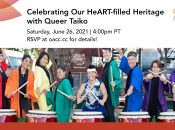 """Free """"Queer Taiko"""" Show at Oakland Asian Cultural Center"""