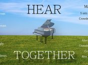 """""""Hear Together"""" Free All-Day Outdoor Piano Festival (Berkeley)"""