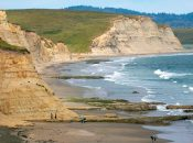 """Point Reyes' """"Drakes Beach"""" Closes for 4 Months"""