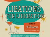 """""""Libations for Liberation"""" Class for National Aperitif Day"""